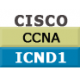 CCNA ICND1 - Interconnecting Cisco Networking Devices Part 1 (ICND1)