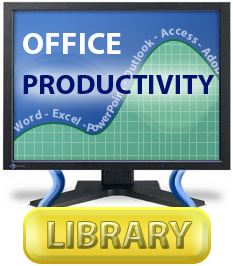 Office Productivity Training Library